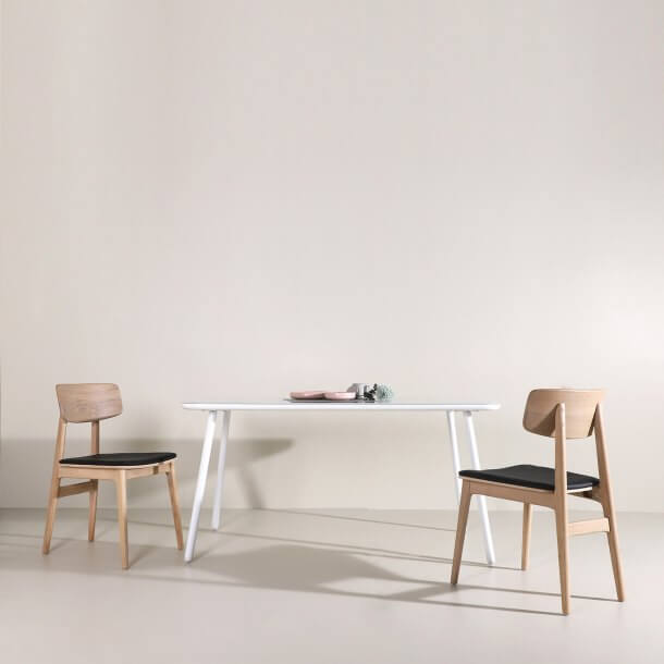 Dining Room Furniture Matching Trends with Sandar Dining Table and Eloria Side Chair - Comfort Furniture