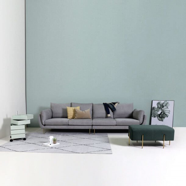 How to Coordinate Your Furniture with Sofa and Benches in Different Colours - Comfort Furniture