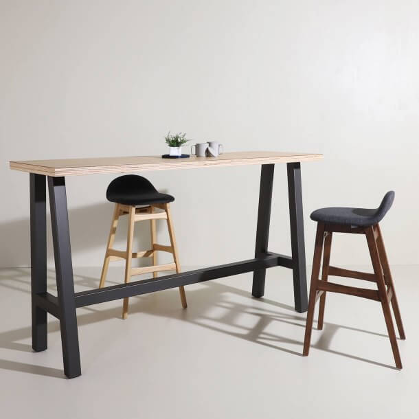 How to Mix and Match Bar Table and Bar Stool of Different Styles and Colours - Comfort Furniture