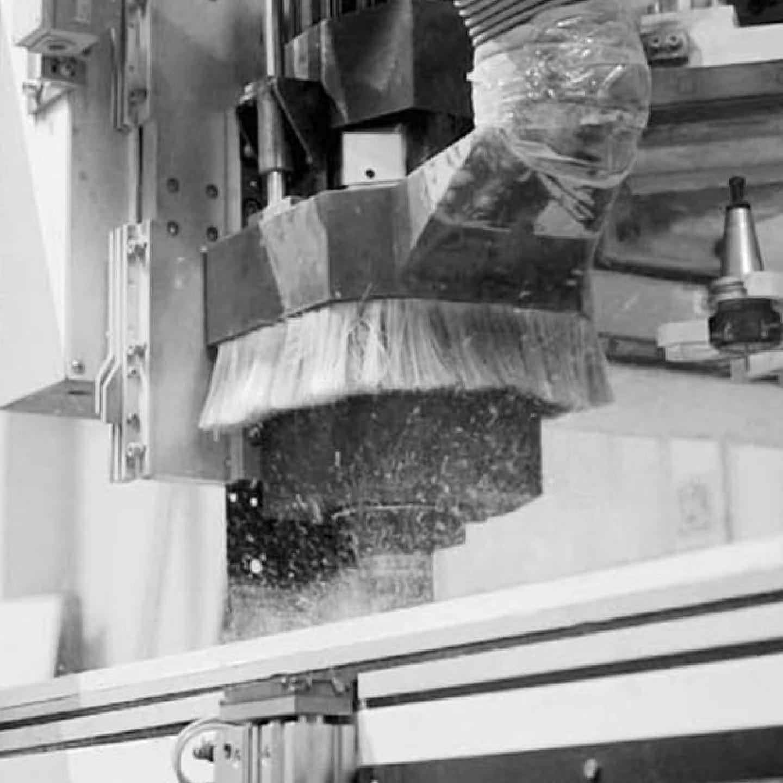 CNC Wood Working Machine