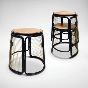 Nash Low Stool