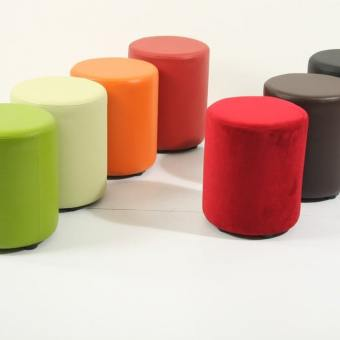 Pouf Round – Customised