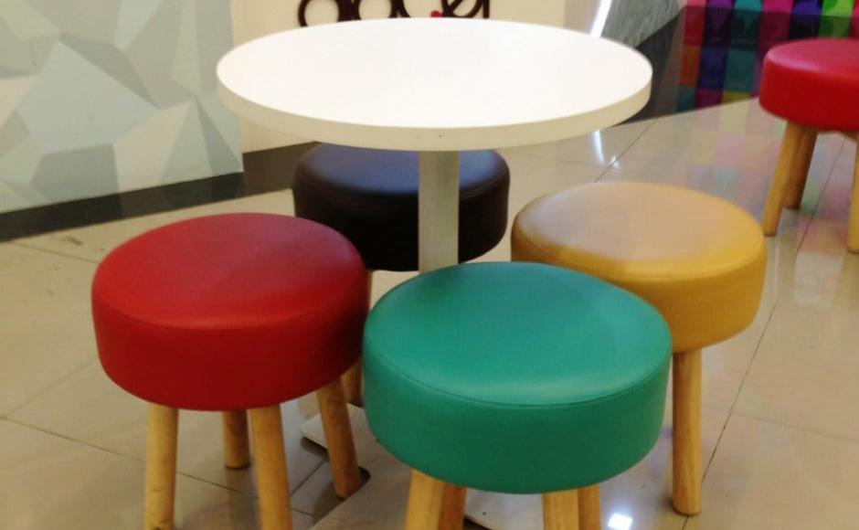 Glacier Yogurt - Orchard Gateway | Products Seen: [Tapioca Stool]