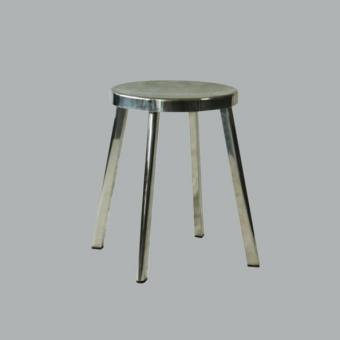 Toyo Stool – Stainless Steel
