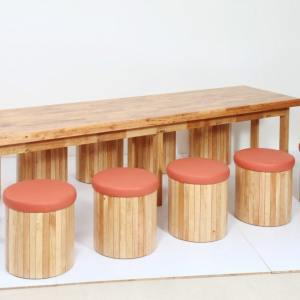 Stripes Stool