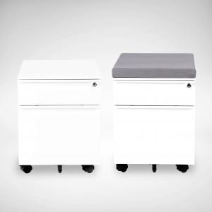 Dan Mobile Pedestal - 1 Drawer