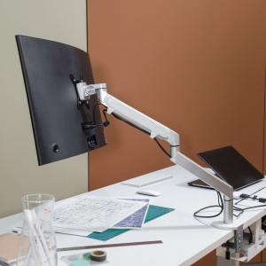 Whipp Monitor Arm - Single