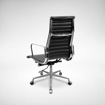 Eam Aluminium Highback Office Chair