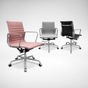 Eam Aluminium Midback Office Chair