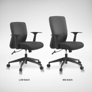 Fitch Lowback Office Chair