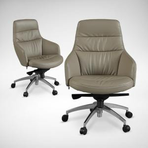 Powell Midback Office Chair