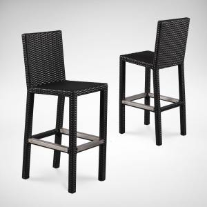 Beacon Outdoor Barchair - 1pc Bundle