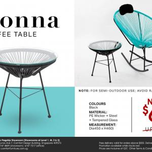 Donna Coffee Table