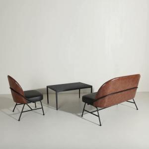 Doton Coffee Table - W900 - Glass