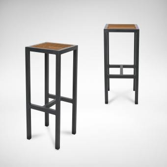 Fossil Outdoor Barstool