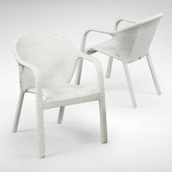 Jersey Outdoor Armchair