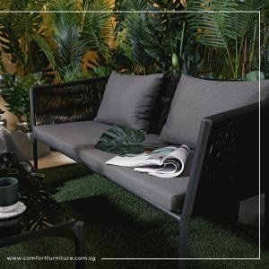 Jamaica Outdoor 2–Seater Sofa