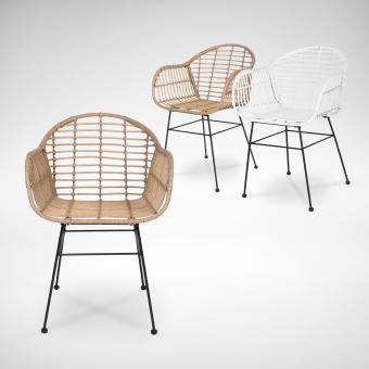 Monaco Outdoor Armchair