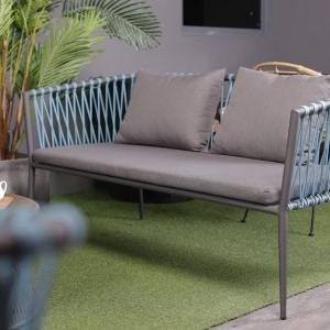 Tahiti Outdoor 2 Seater Sofa