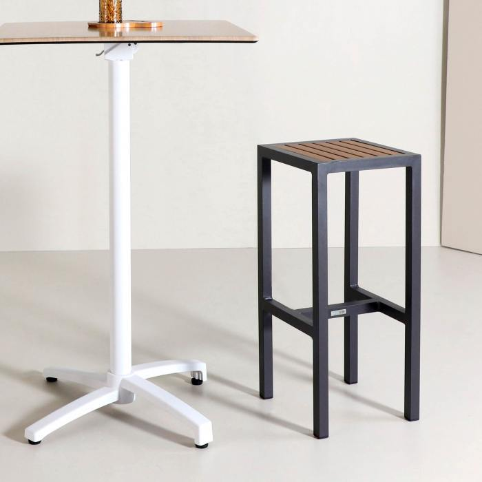 Grit Outdoor Folding Table Base (Nestable)
