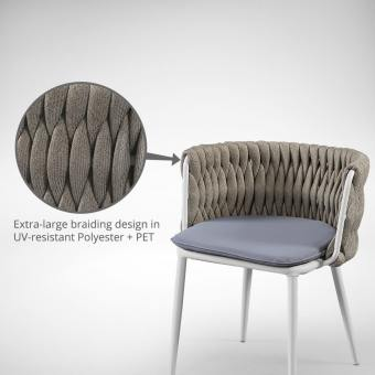 Webster Outdoor Armchair