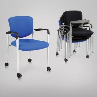 Barry Armchair – Castors