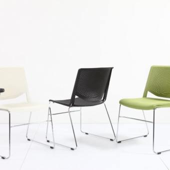Beemer Tablet Chair