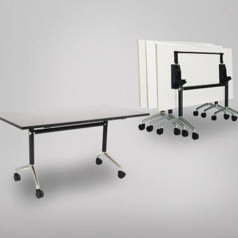 Clinton Folding Seminar Table (Nestable)