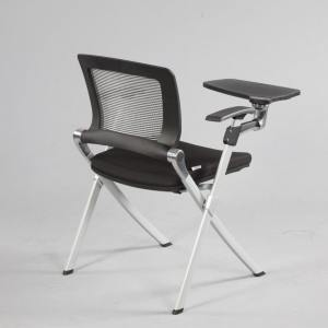 Dynamo Tablet Armchair w/ Fixed Glides (Nestable)