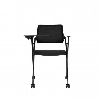 Era Tablet Armchair w/ Castors (Nestable)