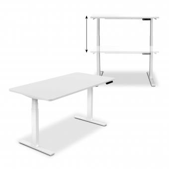 Tito 1-Sided Height Adjustable Table - W1500
