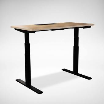 Tito 1-Sided Height Adjustable Table - W1200