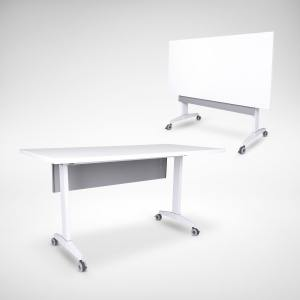 Zayden Folding Seminar Table - W1200