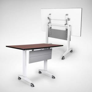 Zayden Folding Seminar Table - W700
