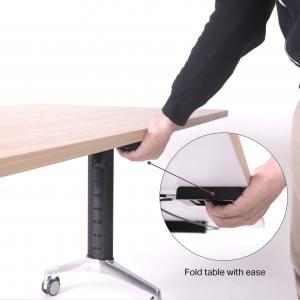 Pash Folding Seminar Table - W1800 (Nestable)