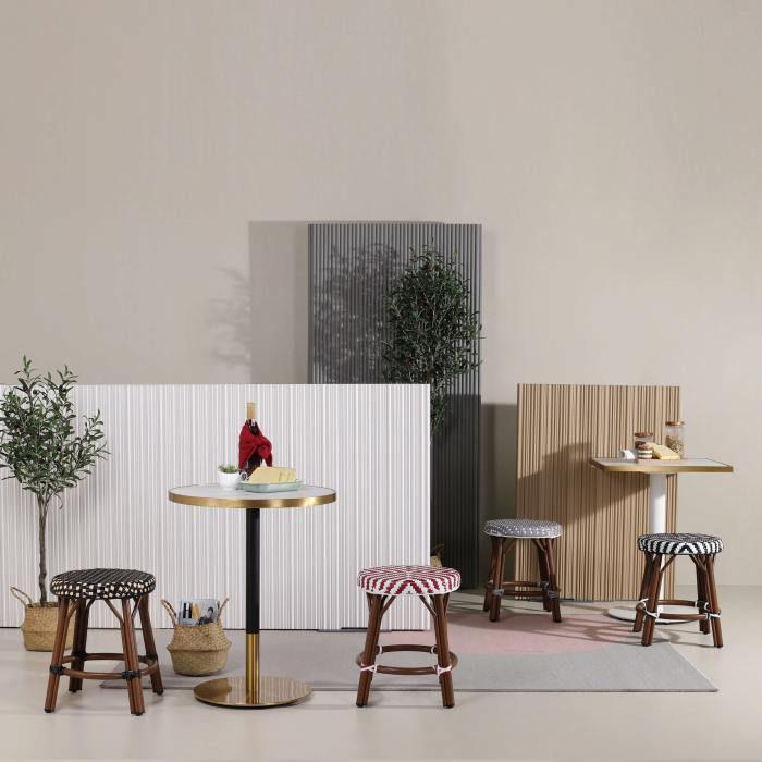 Sintered x Gala Dining Table - Sq600
