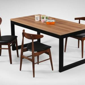 Laminate Table Top + Uni Table Leg – Customisable