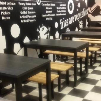 Uni Table Base  – Customisable