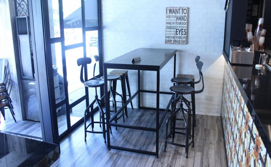 Spize - River Valley | Product Seen: [Ricky Dining Table w/ Butcher Top & Elf Barchair]