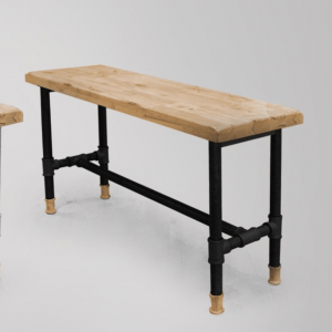 Pipe Bar Bench – W1100