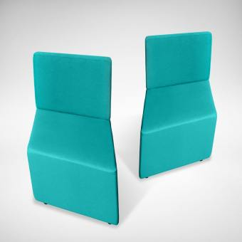 Rio Rhombus Arm-less Sofa (Modular)