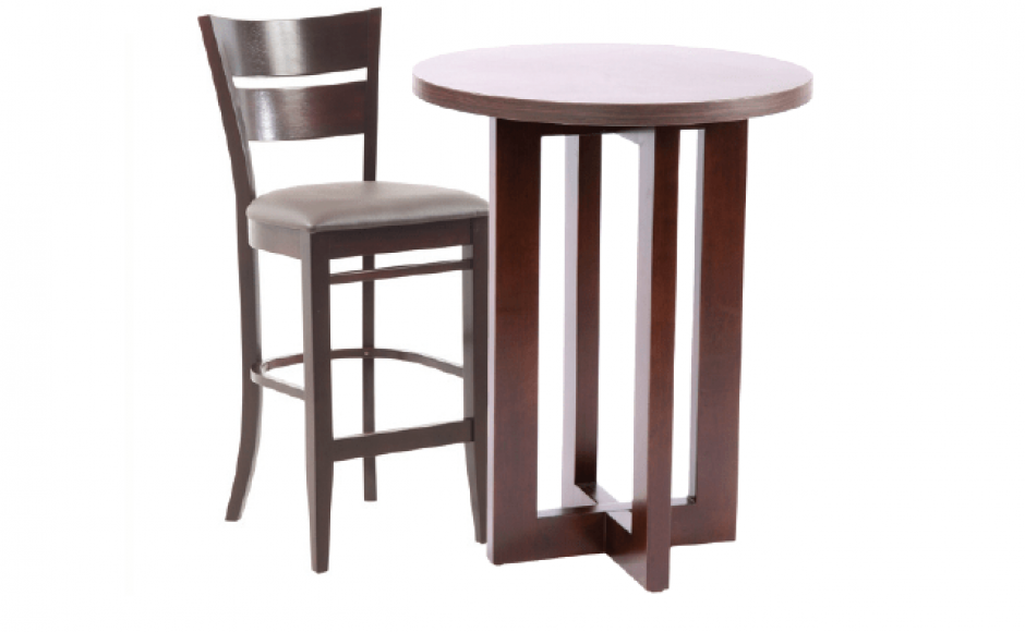 Criss Cross Table Base Comfort Design The Chair