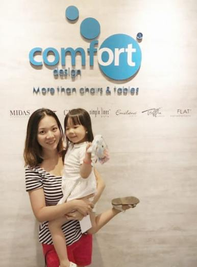 SG Mum Blogger, Ashlyn Thia's Home