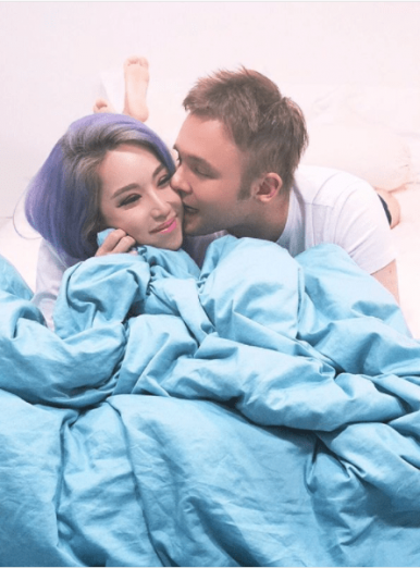 Blogger, XiaXue's Baton Sleep Mattress Review