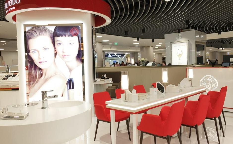 Beauty brand - Junction City, Yangon, Myanmar | Product Seen: [Fondue Armchair]