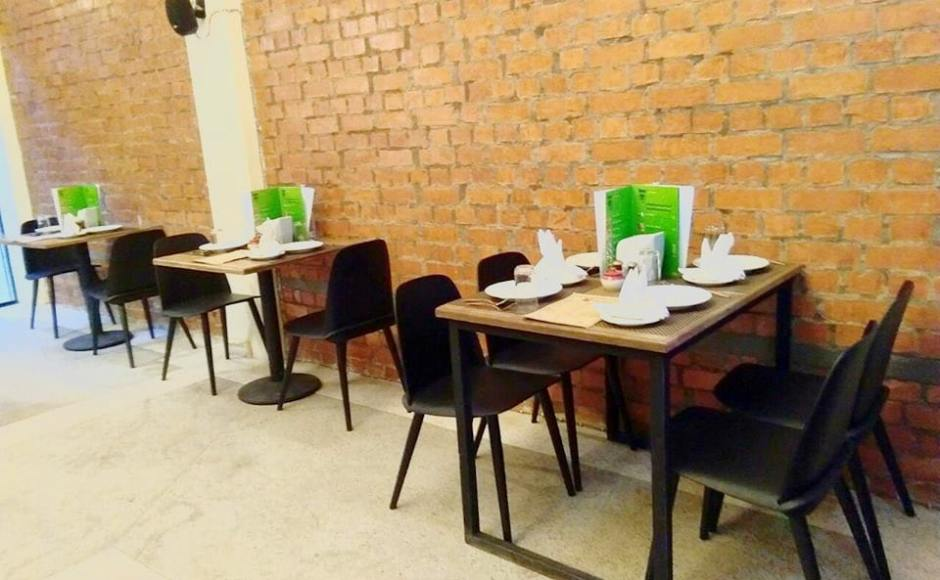 Vedge Indian Restaurant - Maha Bandula Park St, Yangon, Myanmar | Product Seen: [Troy Chair]