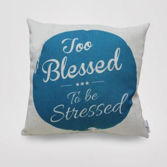 Cushion – Too Blessed
