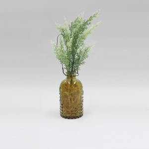 Plant Bottle Lavender White