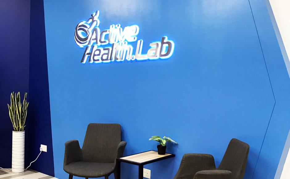Active Health Lab - Bedok Heartbeat | Product Seen: [Fondue Arm chair & Carrie Side Table]