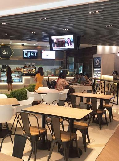 Citibank Citi Cafe - Changi South
